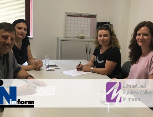 Forging Strong Bonds for Business Development with the International Business College Mitrovica